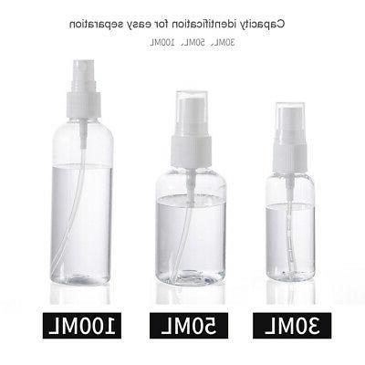 30/50/100 Spray Bottle Perfume Atomizer