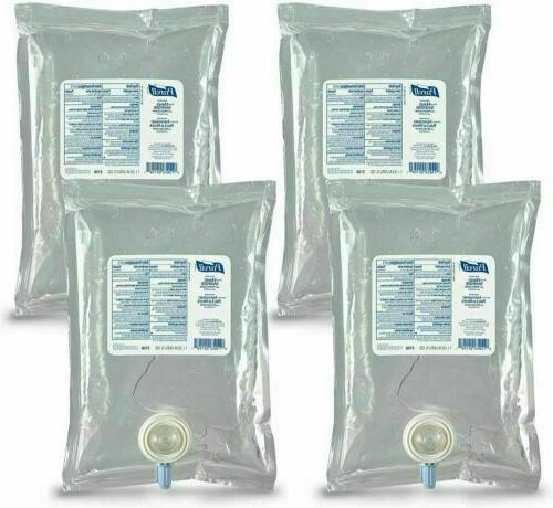 4 hand sanitizer refill 1 000ml bags