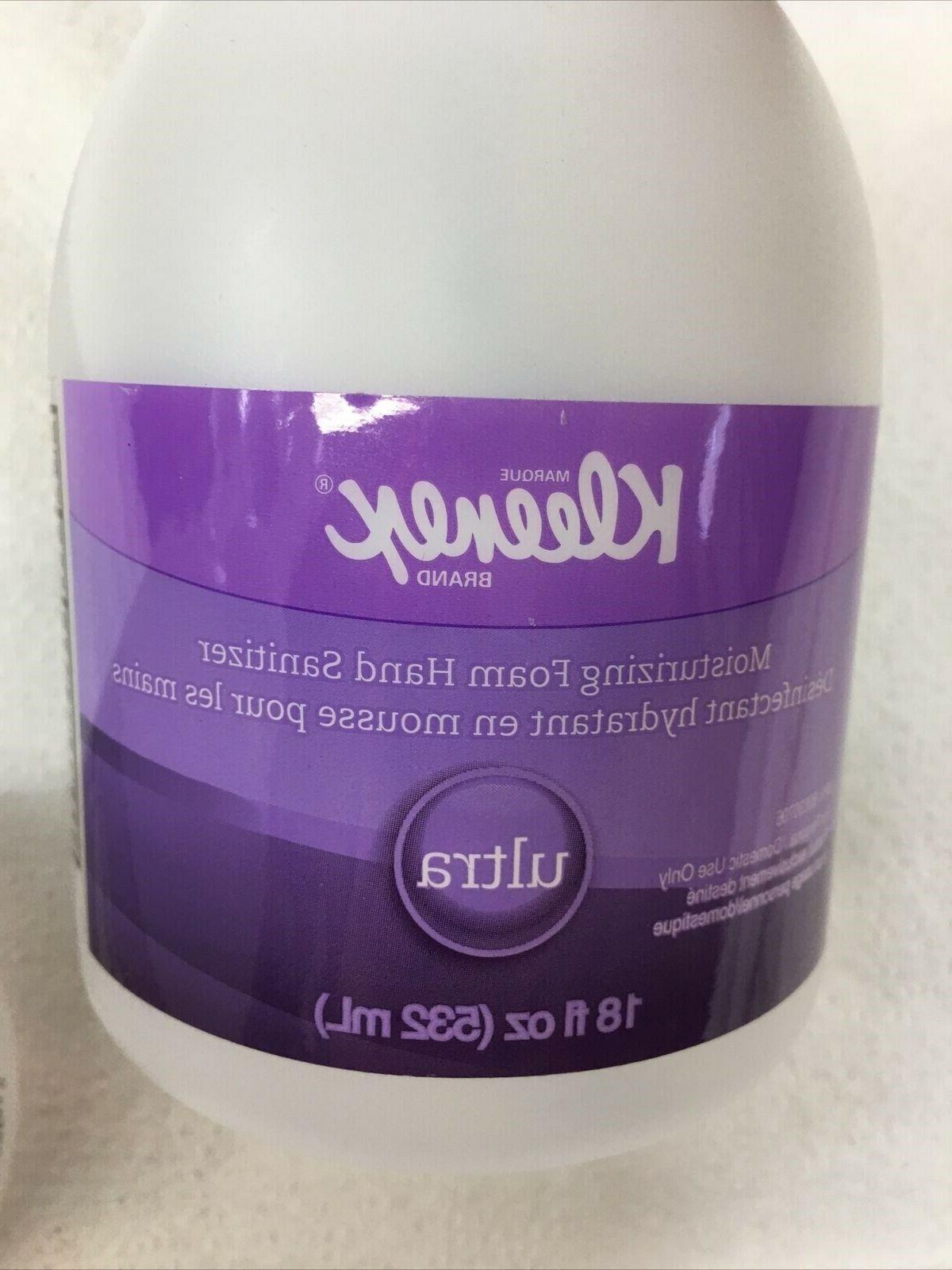 Kleenex 45826CT Ultra Foam-LOT OF pump bottles