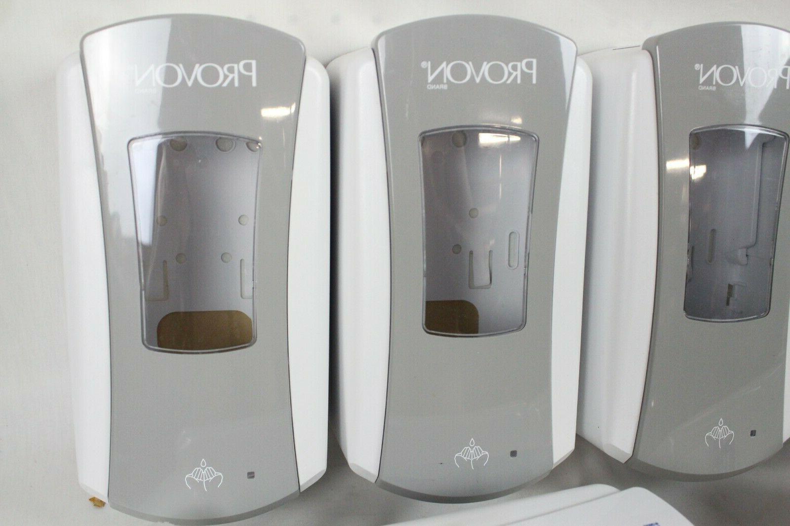 6 Provon Soap Sanitizer Lot 5 1 Used Bathroom