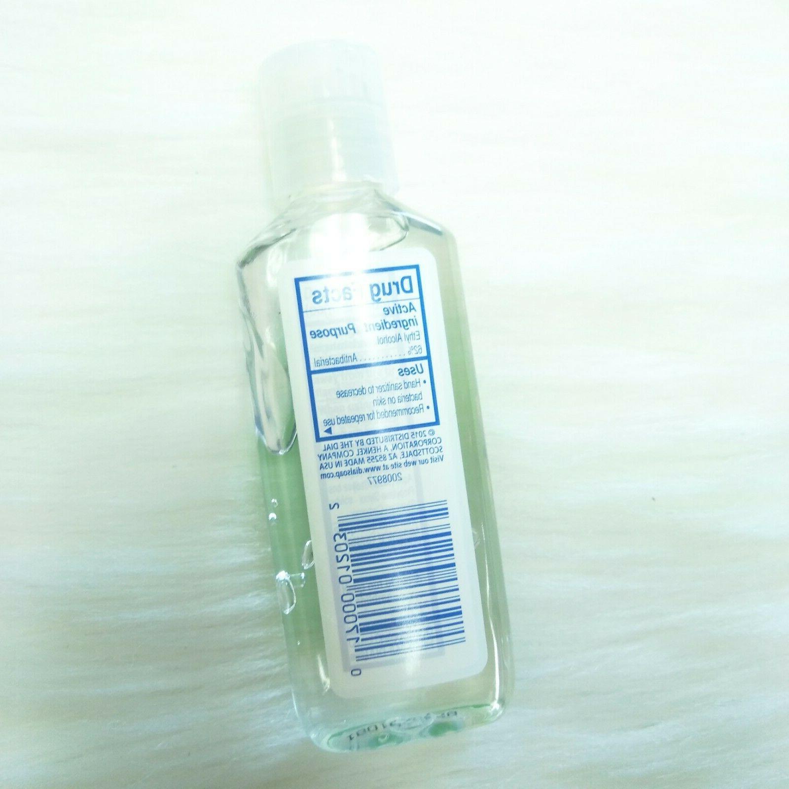 6 Antibacterial Sanitizer w/ Light Citrus oz