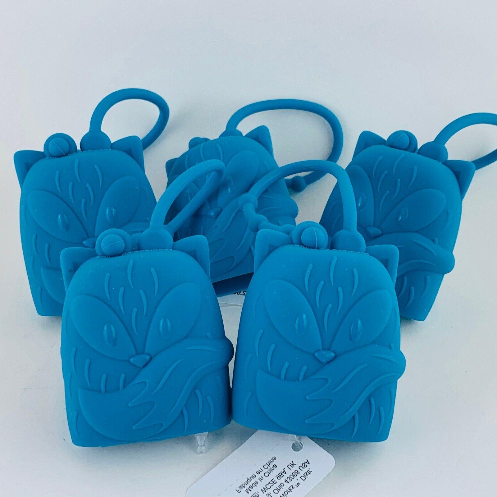 6 Bath & Body Works Fox Holder Sleeve Sanitizer