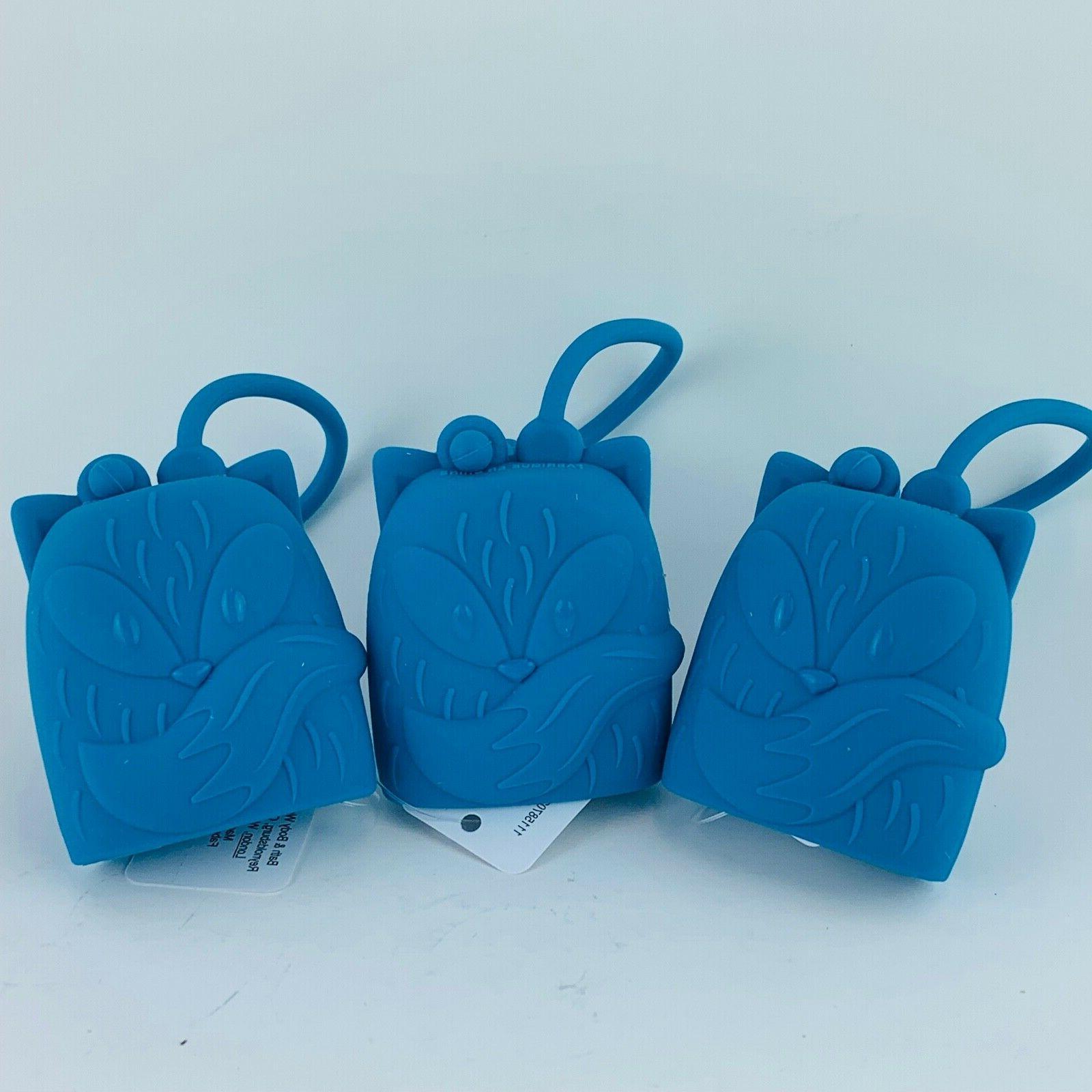 6 Pack Bath Body Fox Sanitizer