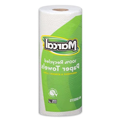 Marcal Recycled Per - of 15 Individually Green