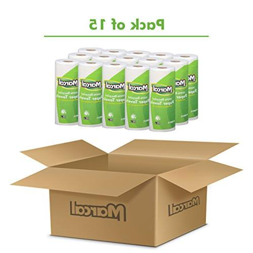 Marcal Per Roll of 15 Green 06709