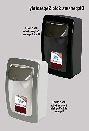 Health Guard 68210 Foaming No Alcohol Hand 1000 mL Bag, Clear Light Fragrance