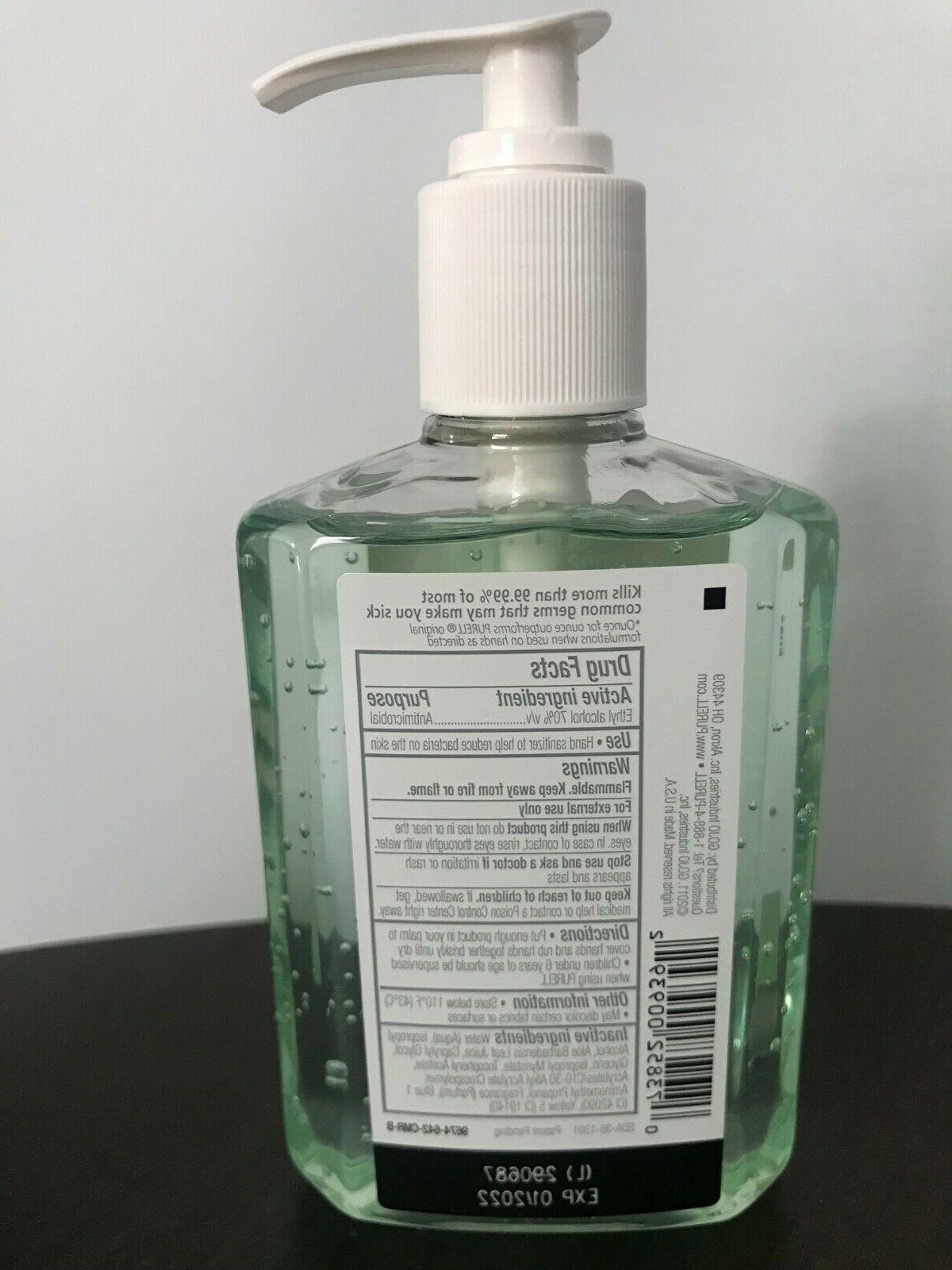 PURELL Oz Advanced Refreshing Hand Sanitizer FREE