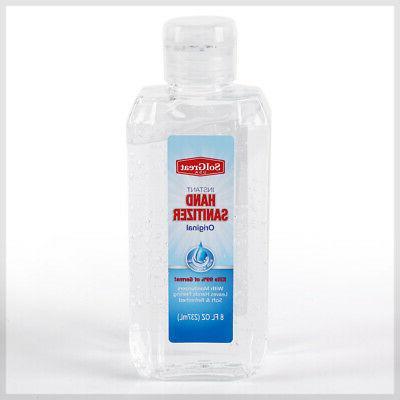 8oz Medium Antibacterial Hand w/Moisturizers