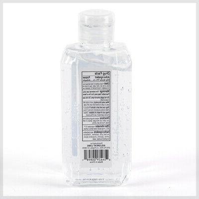 8oz Medium 70%Alcohol Antibacterial Sanitizer w/Moisturizers