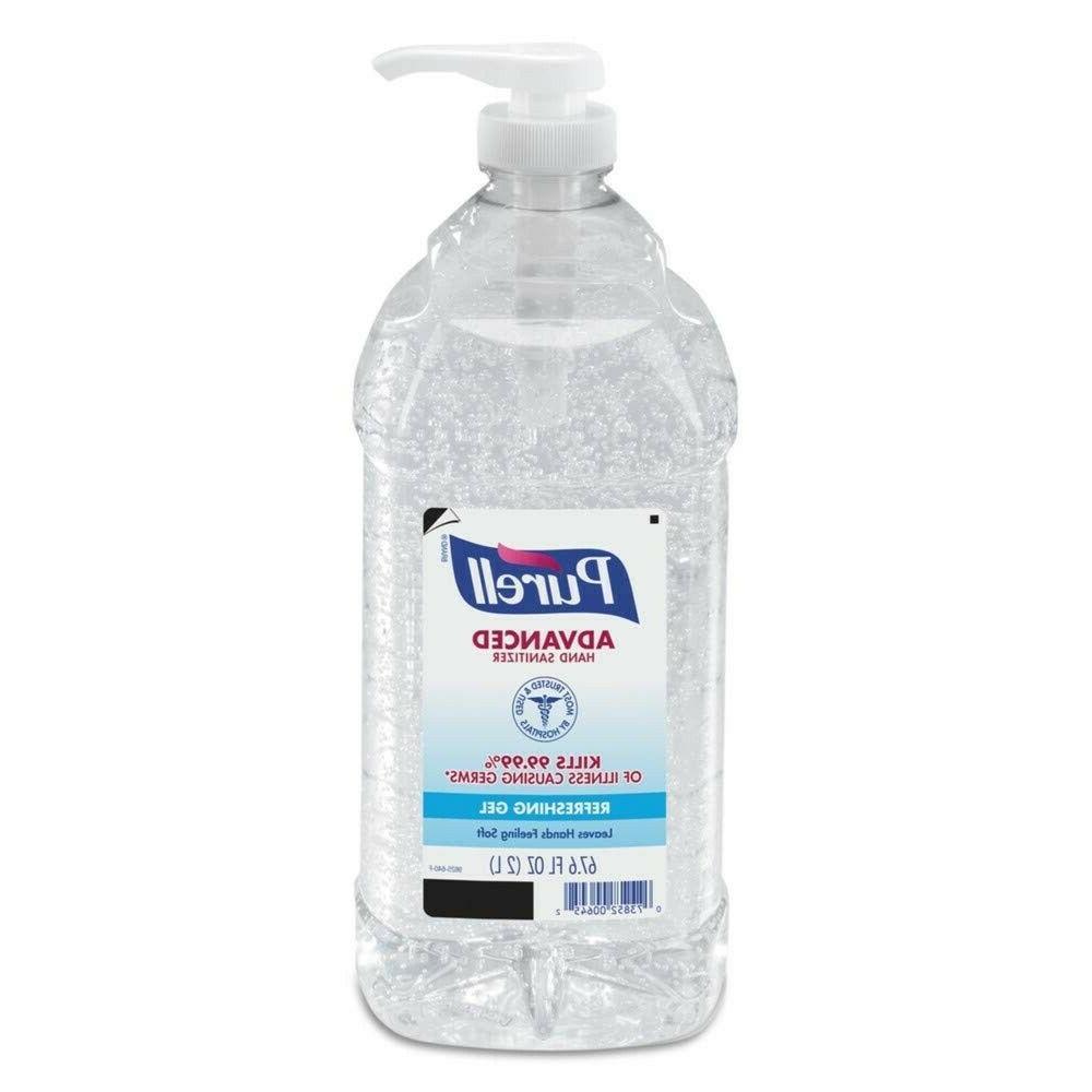 9625 04 2 liter hand sanitizer ethyl