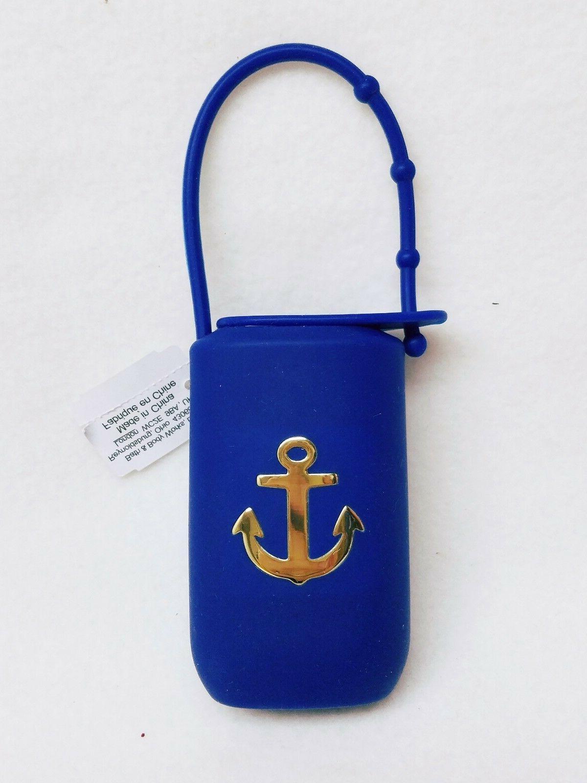 Bath & Body Blue ANCHOR Mini Size Holder
