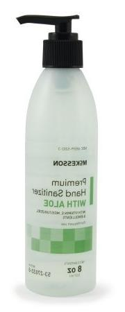 MCKESSON Hand Sanitizer with Aloe McKesson 8 oz. Ethanol Pum
