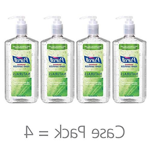 advanced hand sanitizer bottle