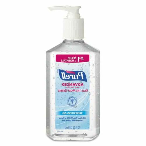 Purell Hand Gel fl Table Top - Pack of