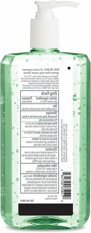 PURELL Hand Sanitizer 1 2