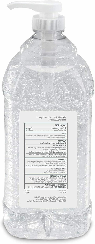 PURELL Gel liters, PACK OF