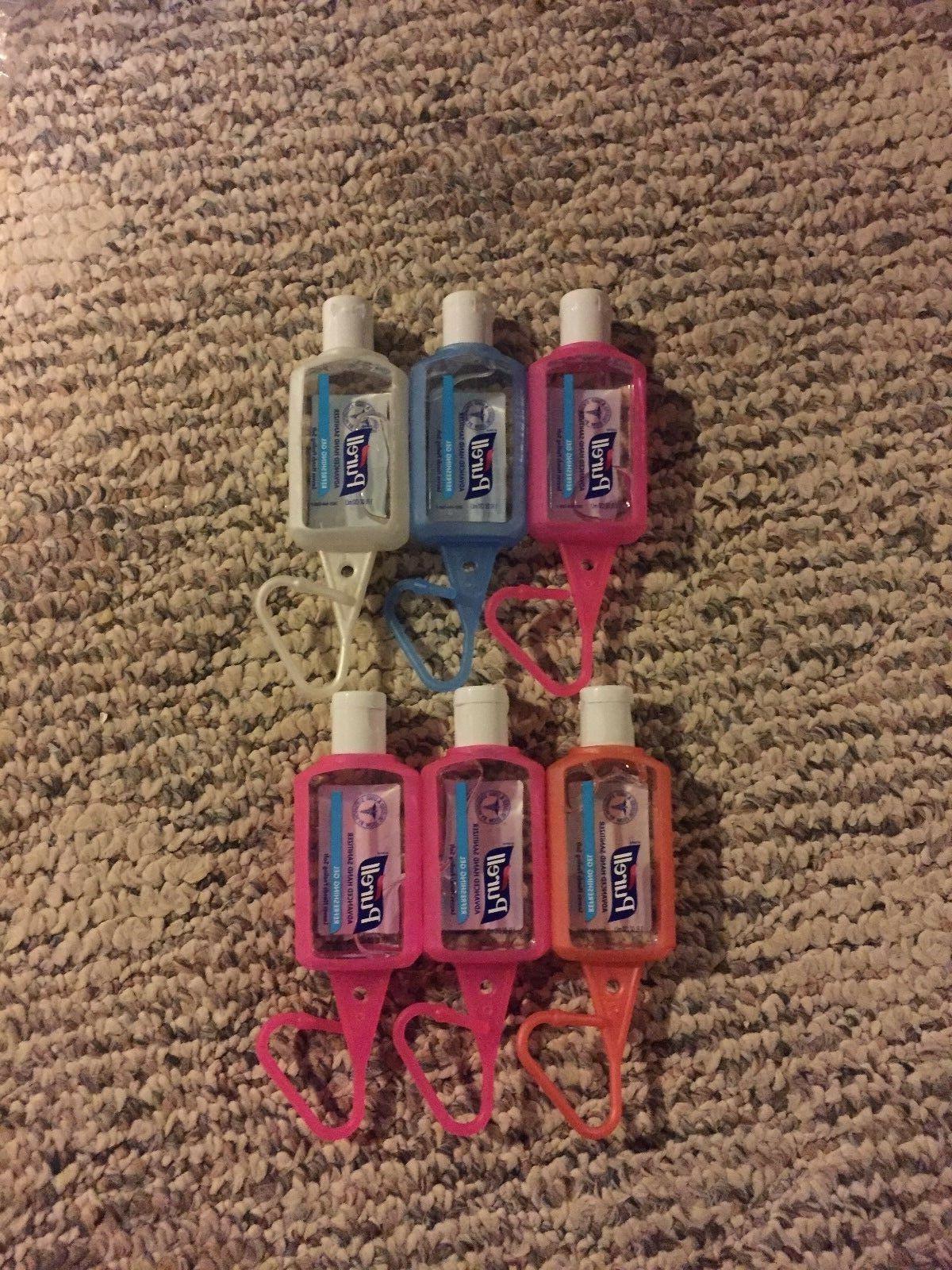 advanced instant hand sanitizer 6 1oz travel