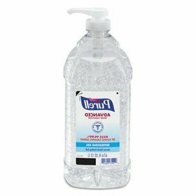 advanced instant hand sanitizer gel 2 liter