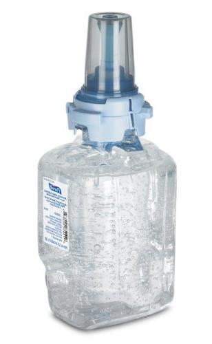PURELL ADX-7 Sanitizer Gel, 700 mL Refill for Dispenser -