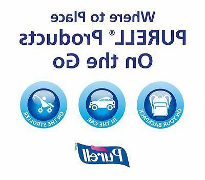 PURELL Advanced Instant Sanitizer - Travel Jelly Wrap Portable Saniti