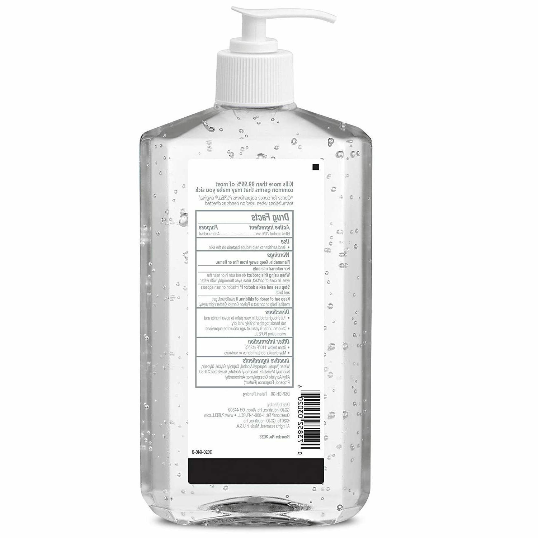 Purell Sanitizer Gel 20 Quick