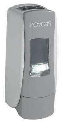 ADX-12 Dispenser, Push-Style, 1250mL, Gray/White PROVON 8871