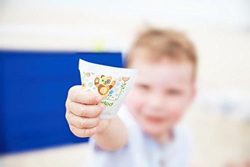 Babyganics Hand Sanitizing Individual