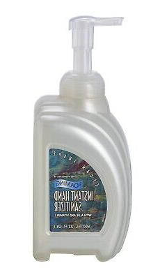 Kutol Alcohol-Free Foaming Hand Sanitizer, 950 ml Pump, Soft