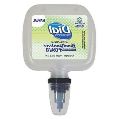 Dial Professional Antibacterial Foaming Hand Sanitizer 1.2 L