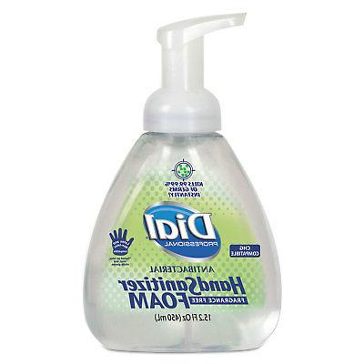 Dial Professional Antibacterial Foaming Hand Sanitizer 15.2