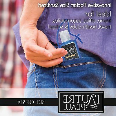 Antibacterial Hand Gel with Aloe Vera by L'AUTRE PEAU - Jell...