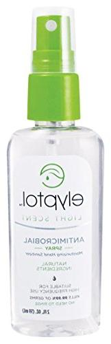 Elyptol Antimicrobial Hand Sanitizer Spray - 2 oz