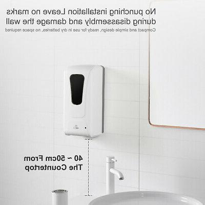 Automatic 1000ML Hand Mounted Soap