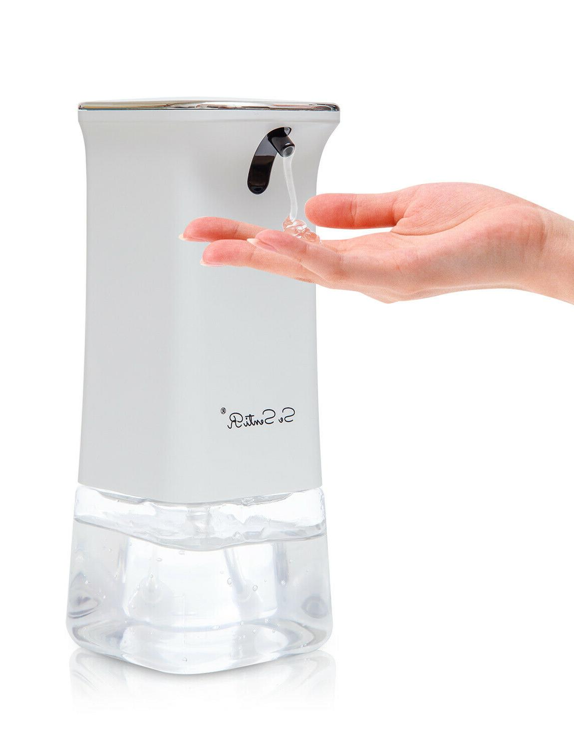 Automatic Dispenser Sanitizer Hands CounterTop - Touchless