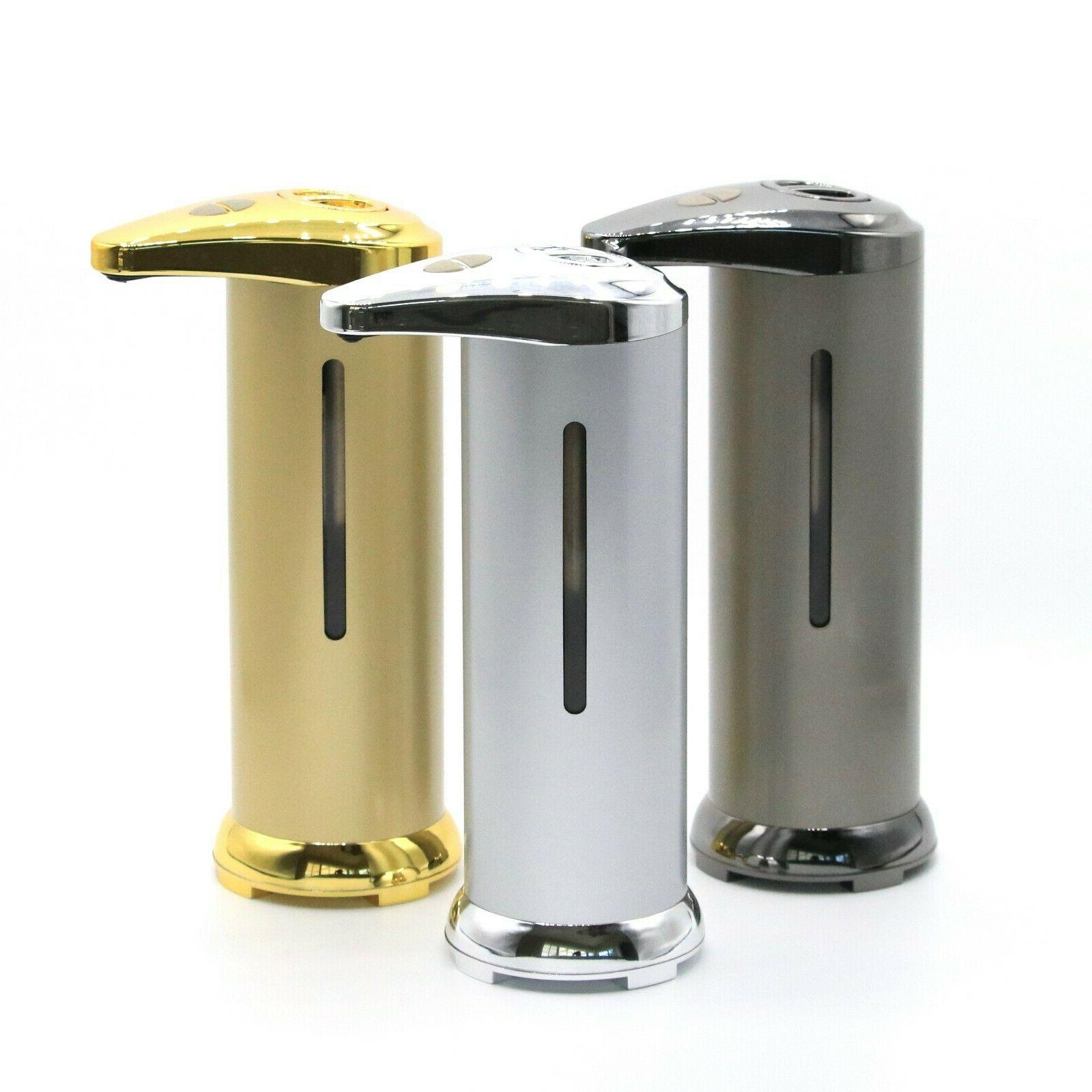 Automatic Liquid Soap Dispenser Sanitizer Touchless Hands Se