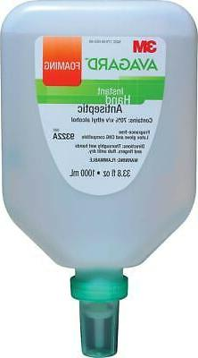 avagard foaming instant hand antiseptic 33 8
