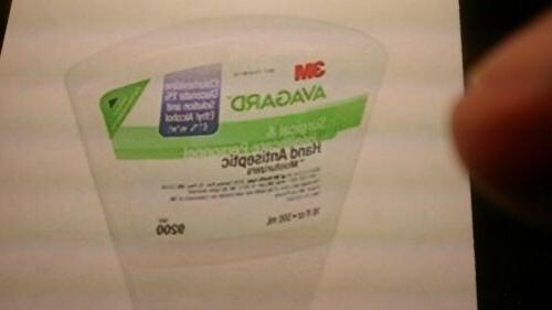 avagard surgical antiseptic hand moisturizer and sanitizer