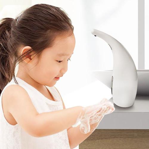 bathroom 300ml waterproof plastic automatic countertop hand