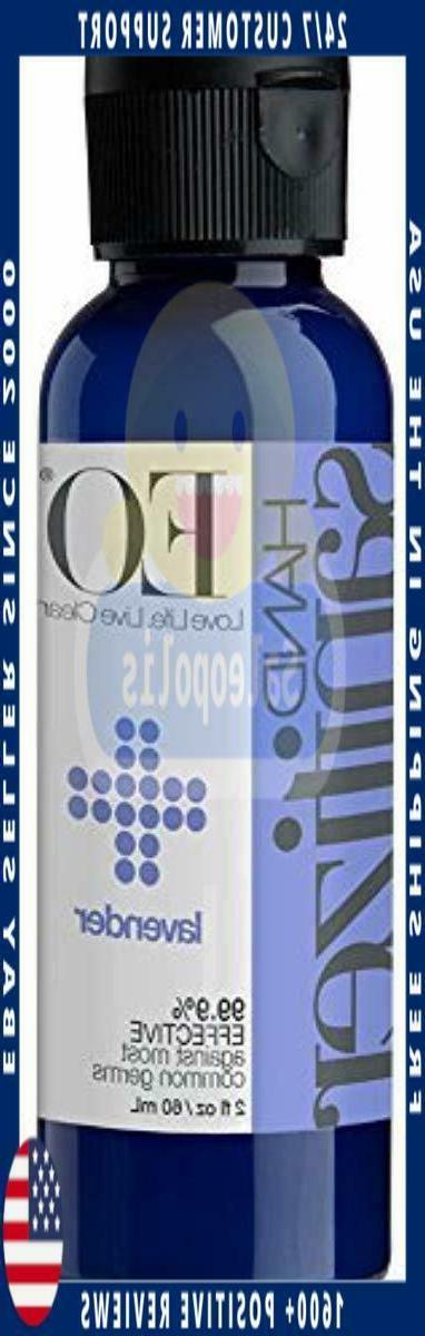 EO Sanitizer Gel, Lavender,