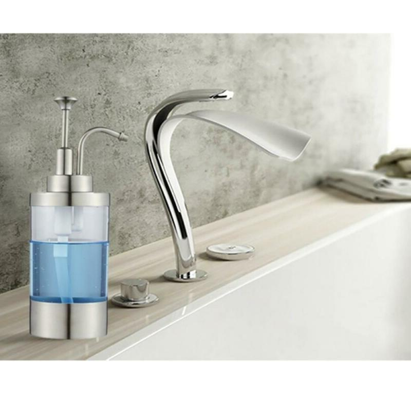 Supplies Household Bathroom Dispenser Countertop Hand Bottle