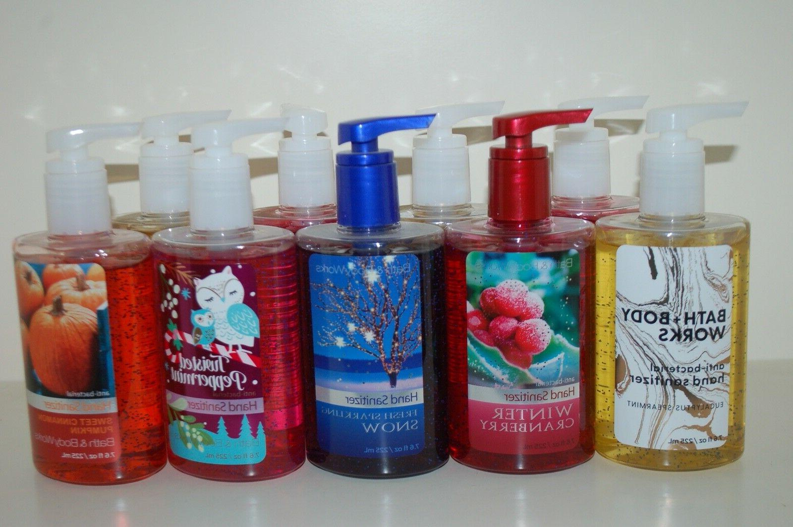 Buy 1 Get 1 40% off Bath and & Body Works HAND SANITIZER Lar