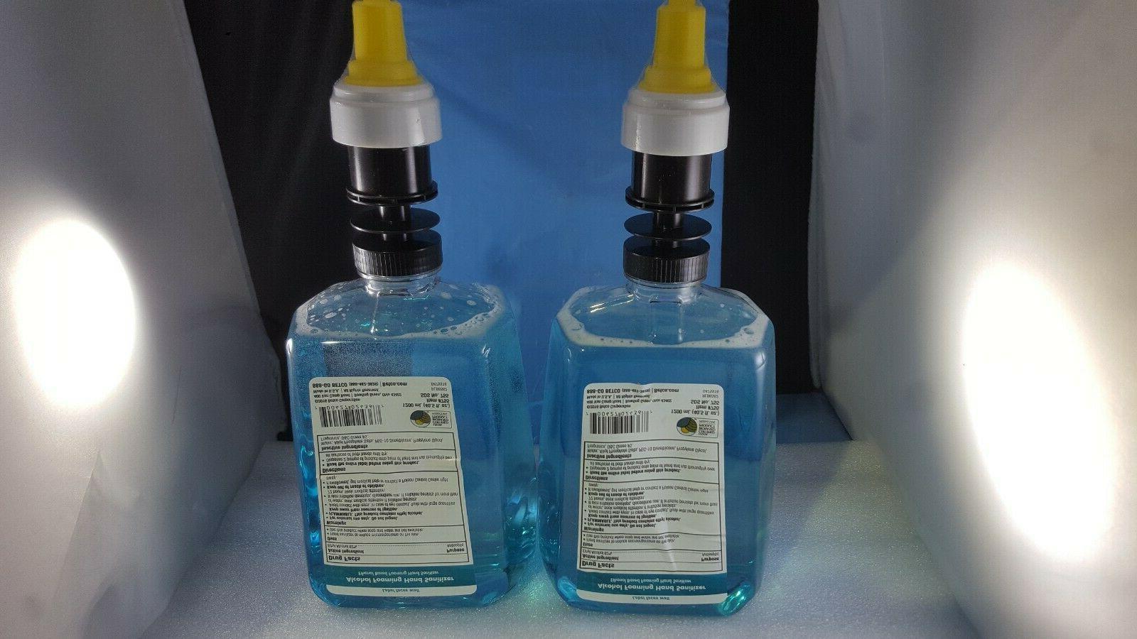 CASE OF Sanitizer Foaming ,