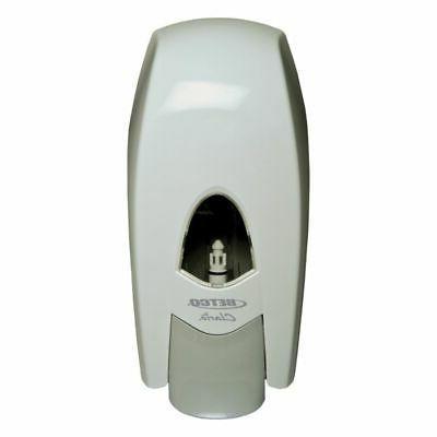 clario foaming dispensers white case of 12