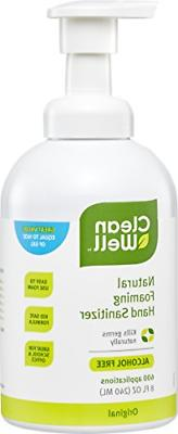 Cleanwell All-natural Foaming Hand Sanitizer, Original Scent