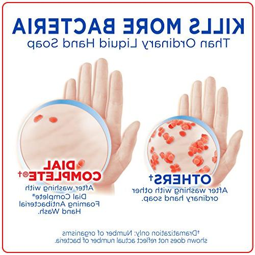 Dial Antibacterial Hand Omega 7.5 Ounces