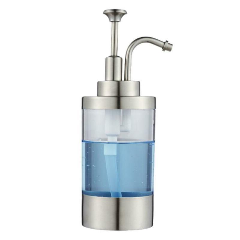 Bottle Sanitizer Countertop Dispenser Hand NUEF Bathroom Sup
