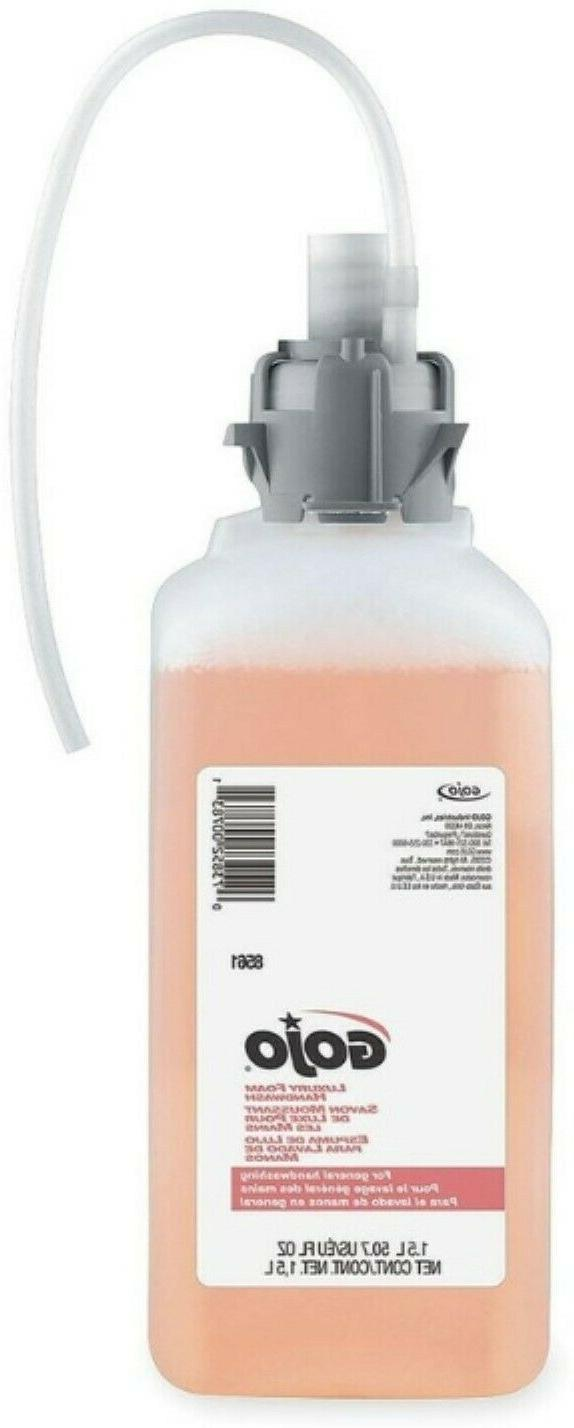 * CX & CXI Luxury Foam Hand Wash, Cranberry Liquid, 1500mL R