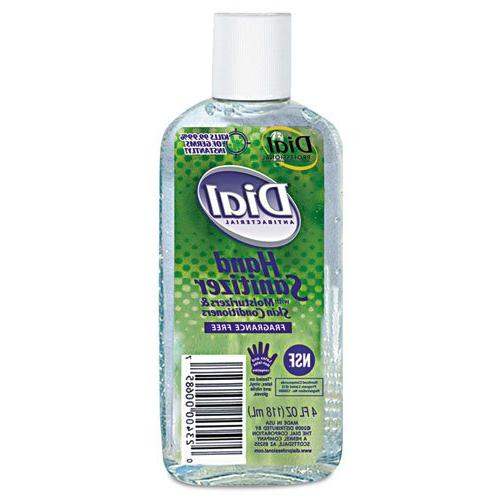Dial Sanitizer with oz. Fragrance-Free,