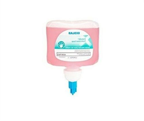 endure foam hand soap 1200 ml bottle
