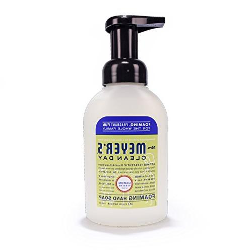 Mrs. Foaming Hand Soap, Fluid